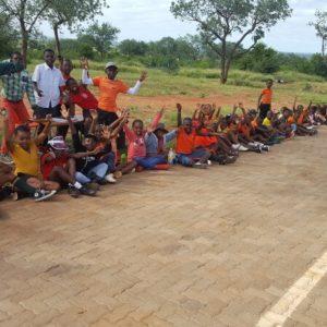 Nyukani education centre athletics extravaganza!