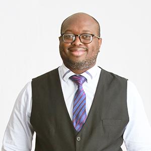 Mr Stanley Mashamba, IT Manager 1
