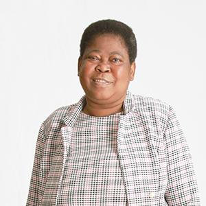 Ms Nancy Mhlongo, High School 1