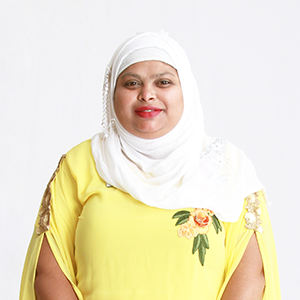 Ms Shahinabanu Patel, Primary
